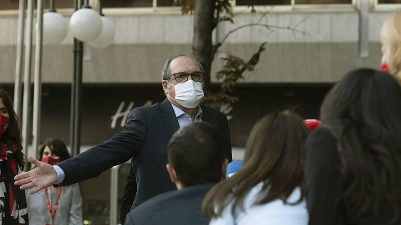 Ángel Gabilondo no recogerá su acta en la Comunidad de Madrid
