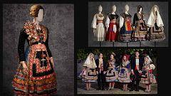 España Directo - Atlas de lo pequeño: trajes lagarteranos con siglos de antigüedad