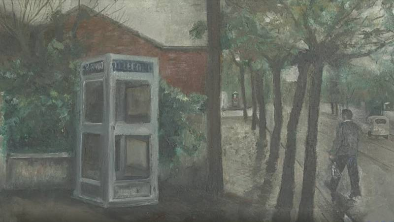 Se buscan cuadros de Amalia Avia para una exposición sobre su obra