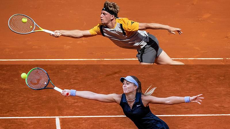La apretada carrera hacia los Juegos de Tokio de los tenistas españoles
