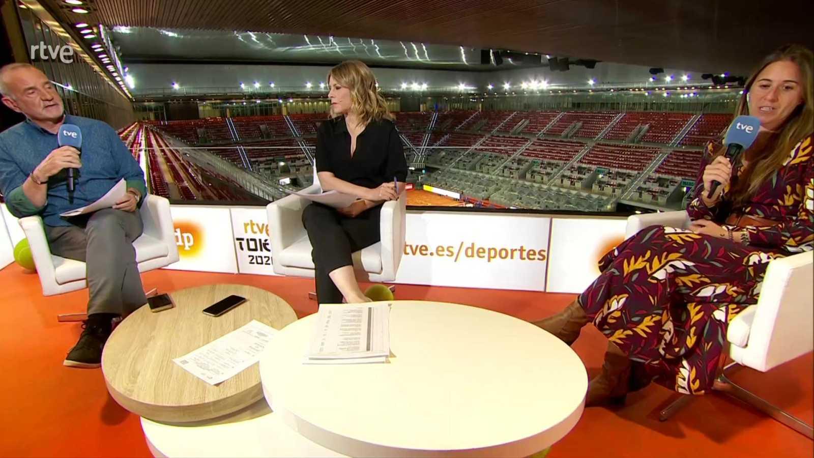 Mutua Madrid Open - Resumen diario 06/05/21 - ver ahora