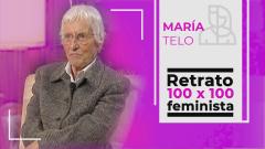 Objetivo Igualdad - Retrato 100x100 feminista: María Telo, defensora de la igualdad jurídica