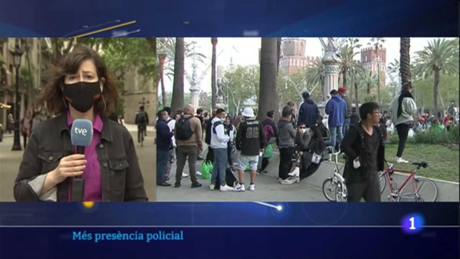 Més presència policial al carrer a partir de la matinada del diumenge