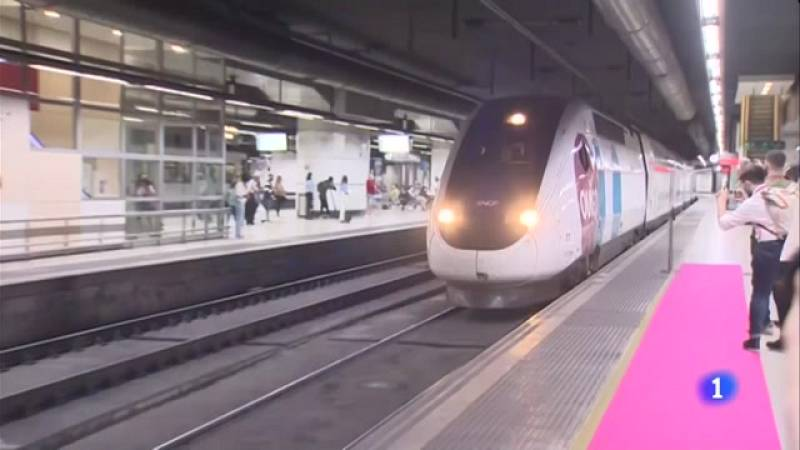 Ouigo, el primer tren d'alta velocitat de baix cost Barcelona-Madrid, amb tarifes a partir de 9 euros