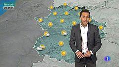 El tiempo en Extremadura - 07/05/2021