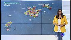 El temps a les Illes Balears - 07/05/21