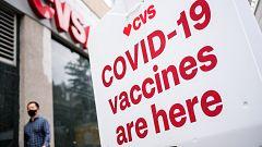 Hay más oferta que demanda de vacunas en Estados Unidos