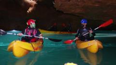 La cuevas navegables de Sant Josep