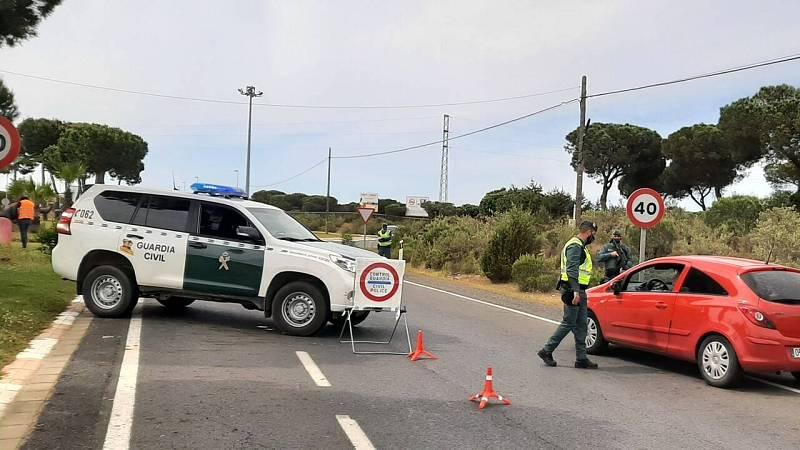 Crónica sobre el fin del cierre perimetral y del toque de queda en Murcia