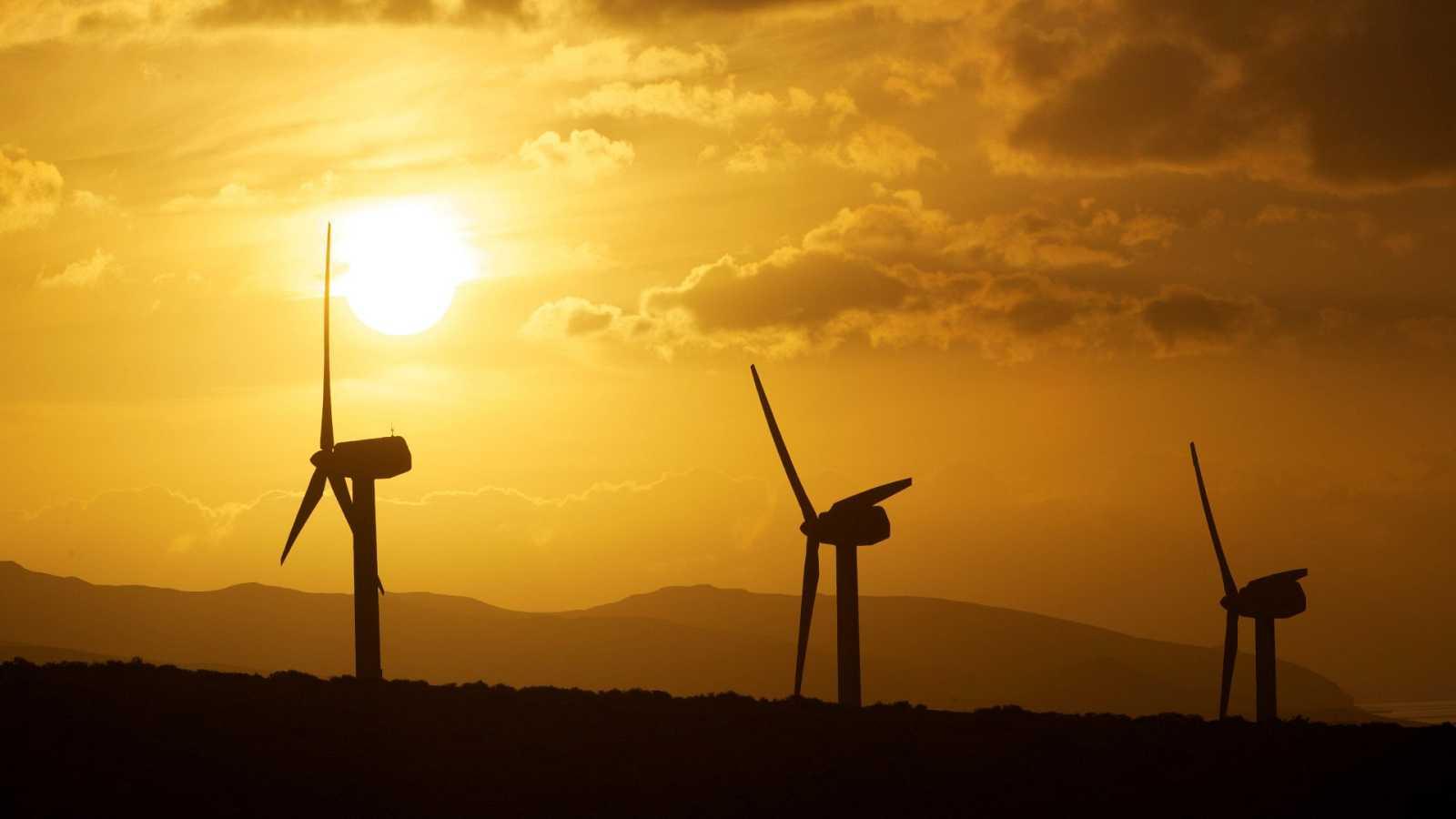 La fiebre por los parques eólicos divide a los vecinos en Teruel