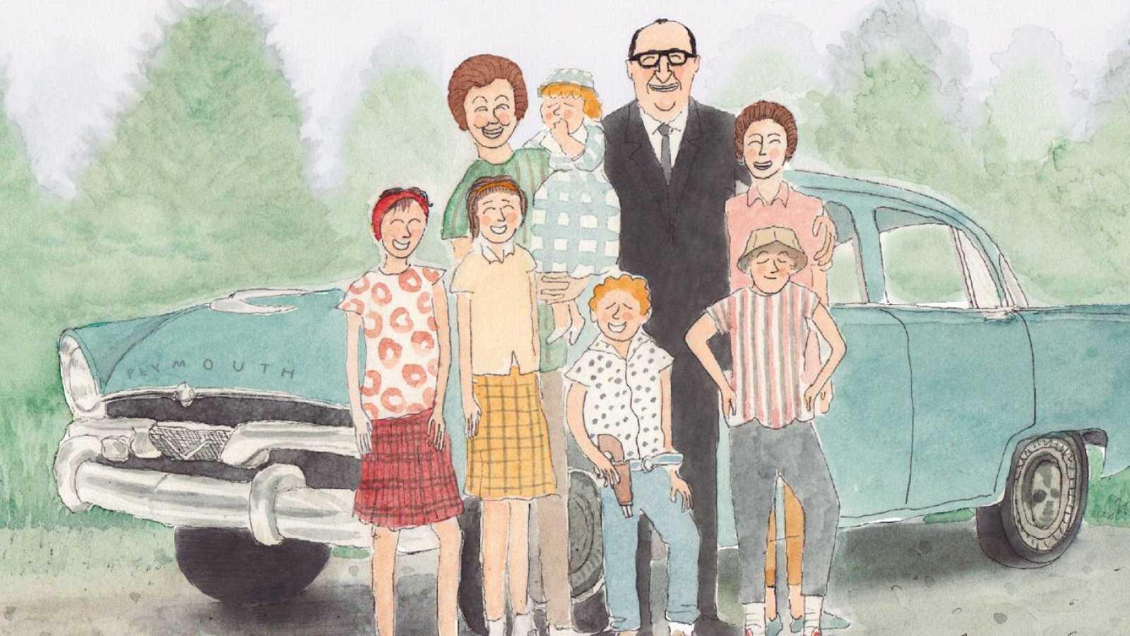 Tyto Alba adapta al cómic 'El olvido que seremos', la novela de Héctor Abad Faciolince