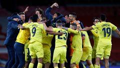 El Villarreal, ante su sueño de jugar una final