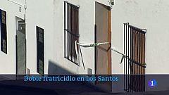 Doble fratricidio en Los Santos de Maimona