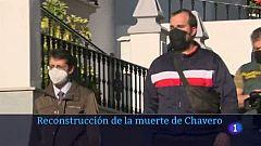 Reconstrucción del crimen de Manuela Chavero