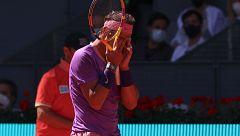 Zverev elimina a Nadal en el Madrid Open