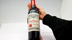Sale a subasta la botella de vino valorada en un millón de dólares que maduró durante catorce meses en el espacio