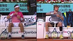 Tenis - ATP Mutua Madrid Open. 1/4 Final: Aleksandr Bublik - Casper Ruud