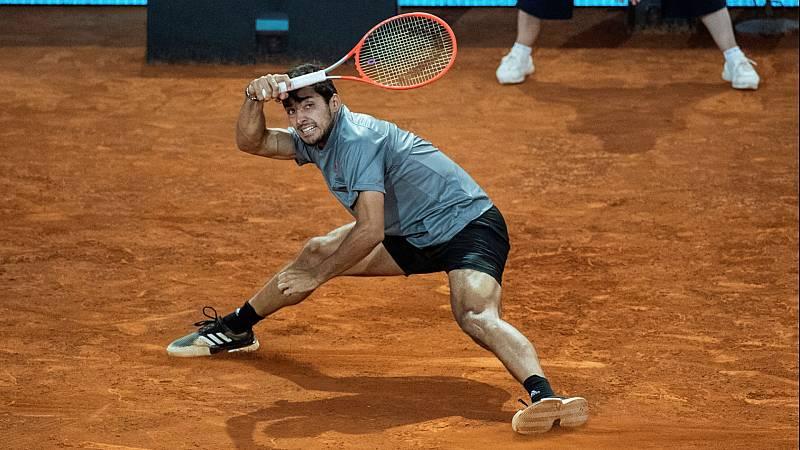 Tenis - ATP Mutua Madrid Open. 1/4 Final: Matteo Berrettini - Christian Garín - ver ahora