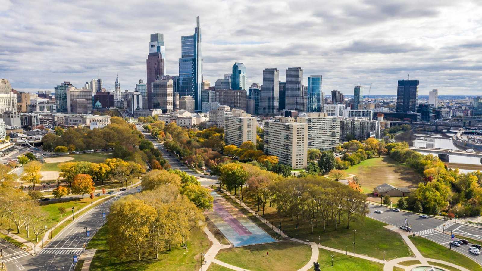 Otros documentales - Paseos históricos: Filadelfia - ver ahora