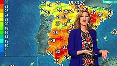 Los termómetros superarán los 30 grados en una jornada soleada con temperaturas altas para la época del año