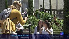 """Torna el Temps de Flors de Girona amb un format """"a cel obert"""""""