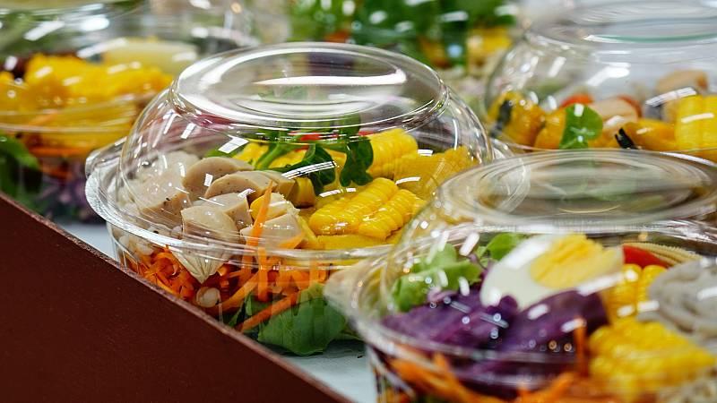 Aumentan las ventas de la comida preparada durante la pandemia