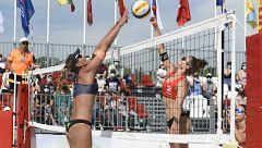 España se hace con el bronce femenino en la CEV Continental Cup