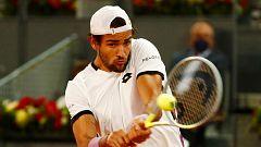 Berrettini gana Ruud y se mete en la final del Madrid Open