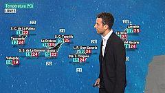 El tiempo en Canarias - 09/05/2021