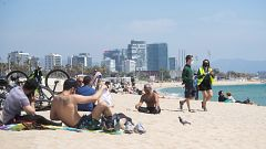 Las playas: destino favorito para pasar los primeros días tras el estado de alarma