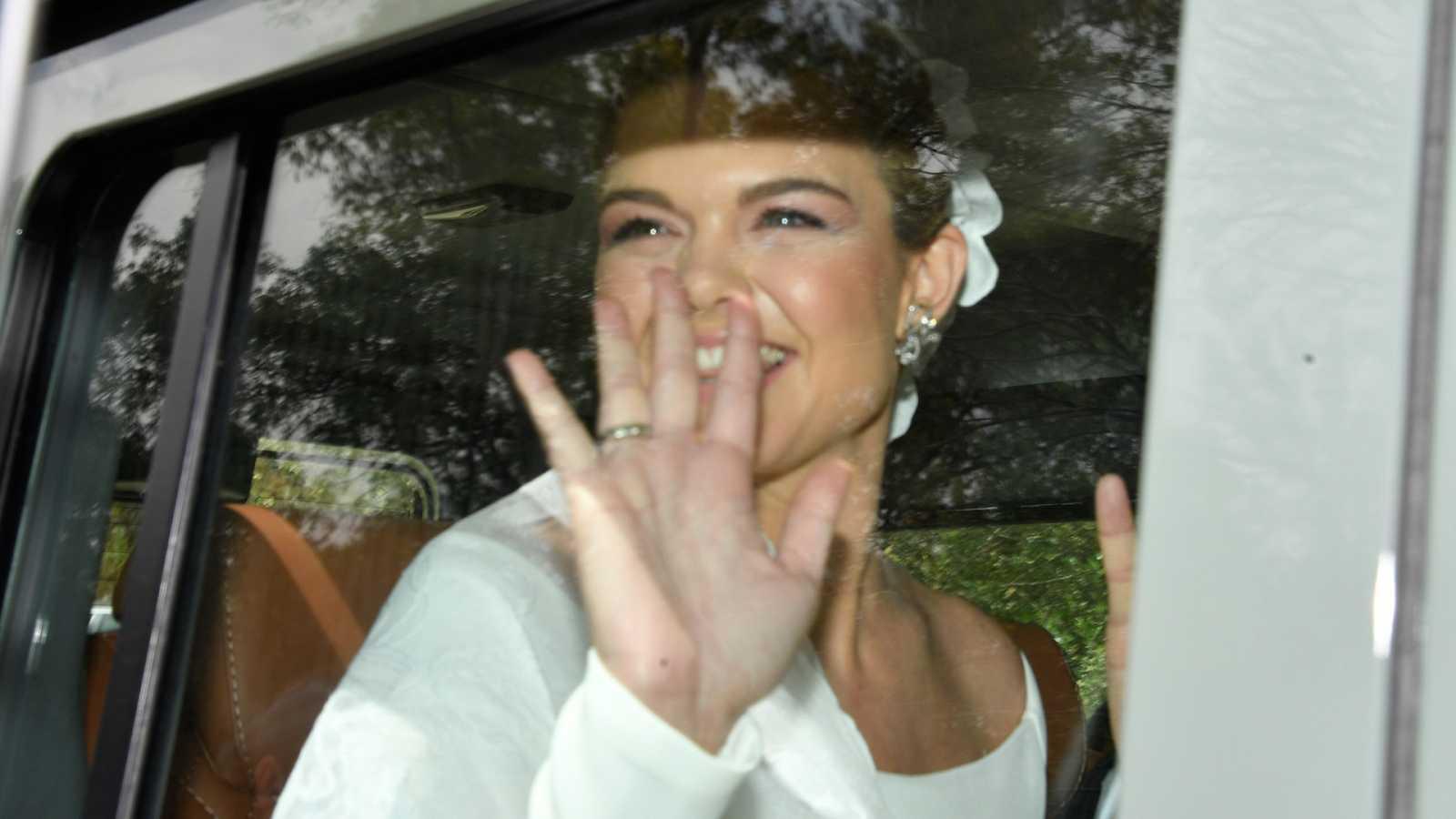 Corazón - Alejandra Ruiz Rato y Ernesto Novales son ya mujer y marido