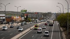 España recupera la movilidad con aumento del tráfico pero sin aglomeraciones