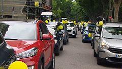 Trabajadores públicos salen a la calle en decenas de ciudades contra la larga temporalidad