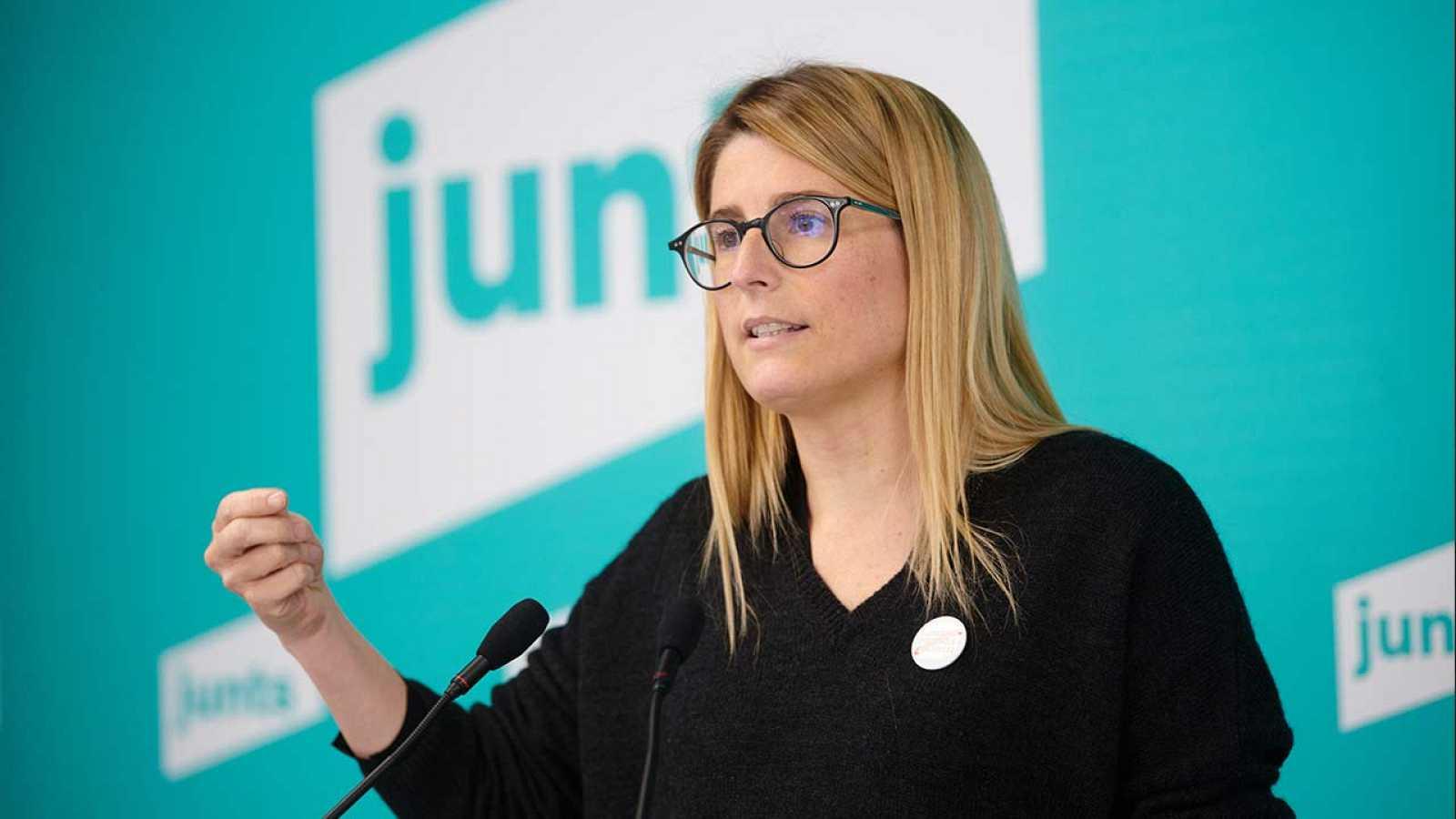 Negociacions per a un govern en minoria d'ERC