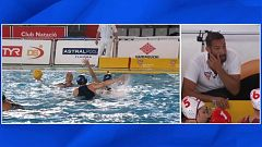 Waterpolo - Liga femenina Play Off Semifinal 2º partido: CN Terrassa - Astralpool CN Sabadell
