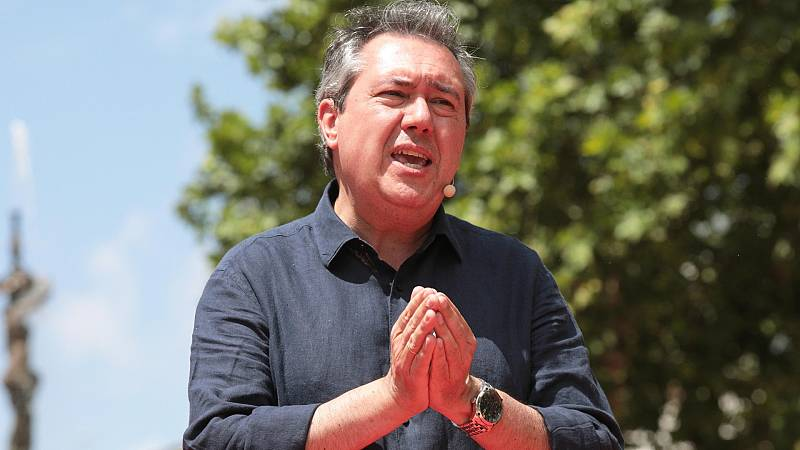 Las primarias del PSOE en Andalucia cogen ritmo