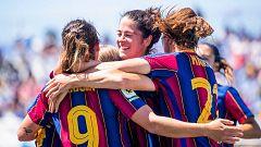 El Barça Femení, campeón de la Primera Iberdrola