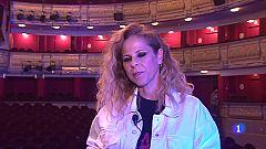 Pastora Soler arranca su gira y lo hace sobre el escenario del Teatro Real