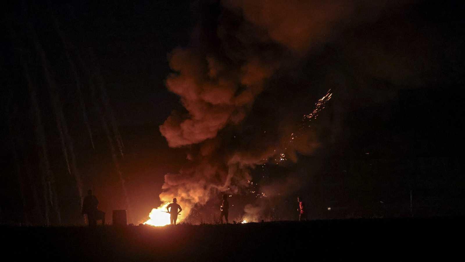Israel intercepta cohetes lanzados desde Gaza