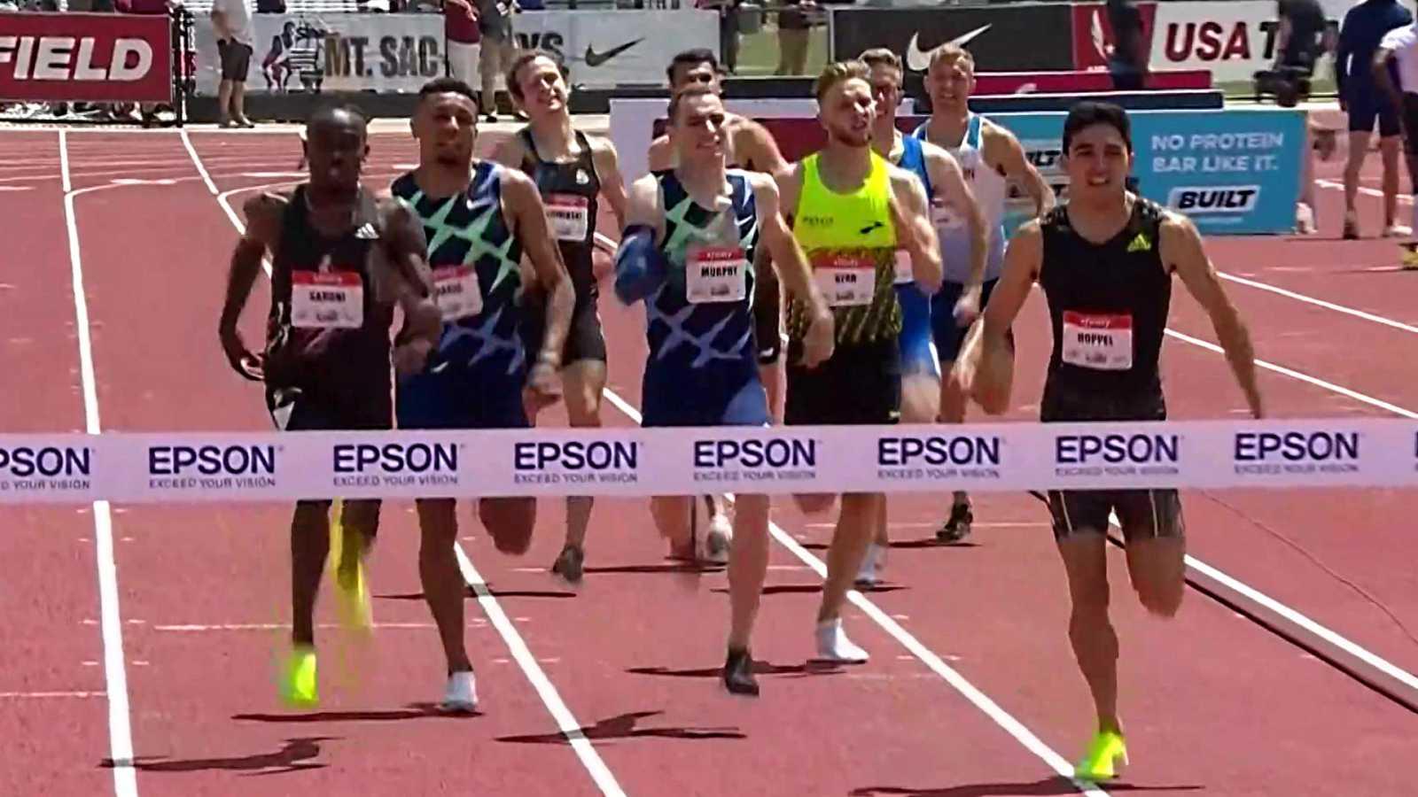 "Atletismo - IAAF Continental Tour ""Usatf Golden Games"" - ver ahora"