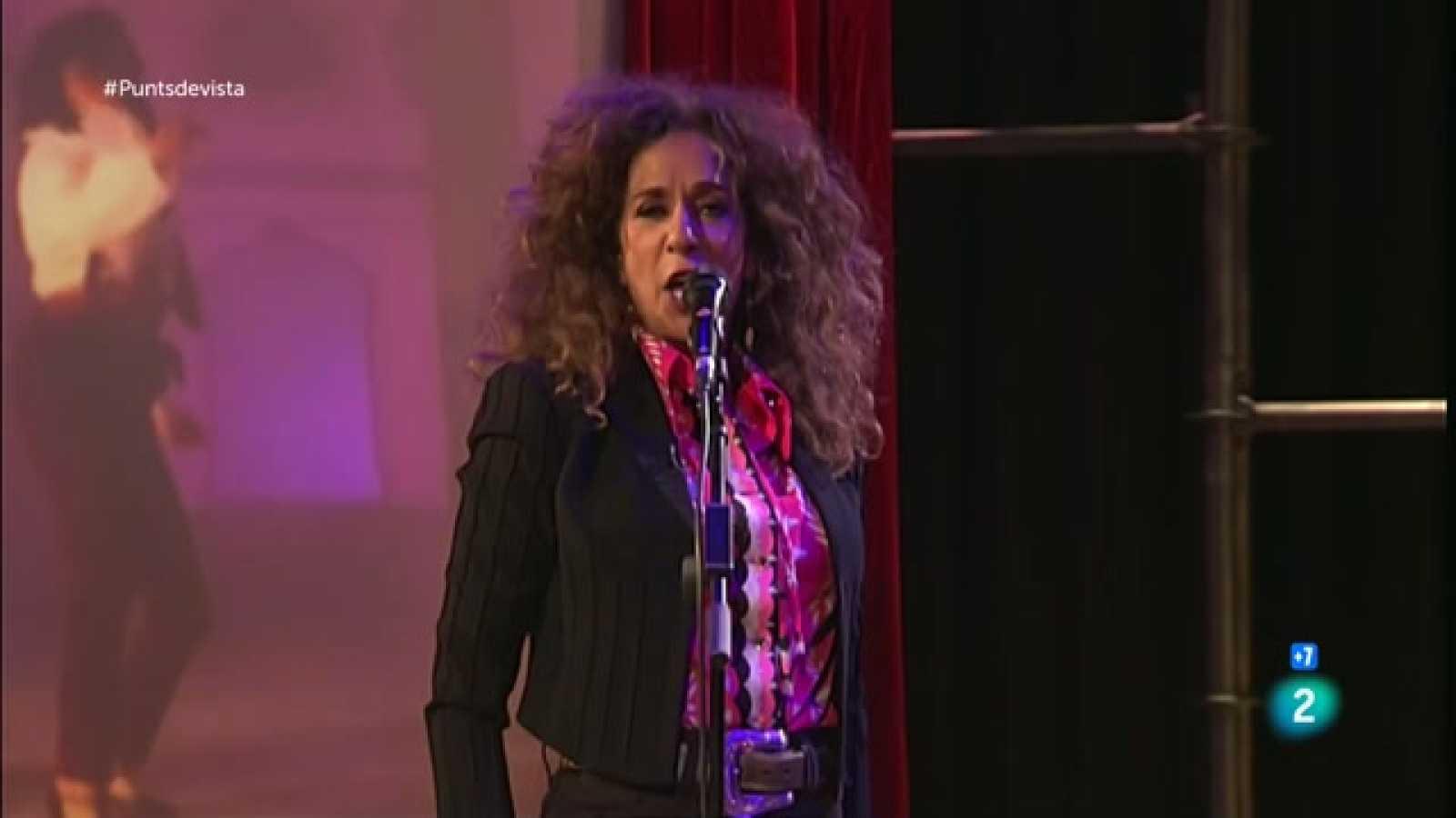 Actuació de Rosario Flores