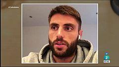 """Cafè d'idees - David López: """"L'únic que no vull que guanyi la Lliga és el Barça"""""""