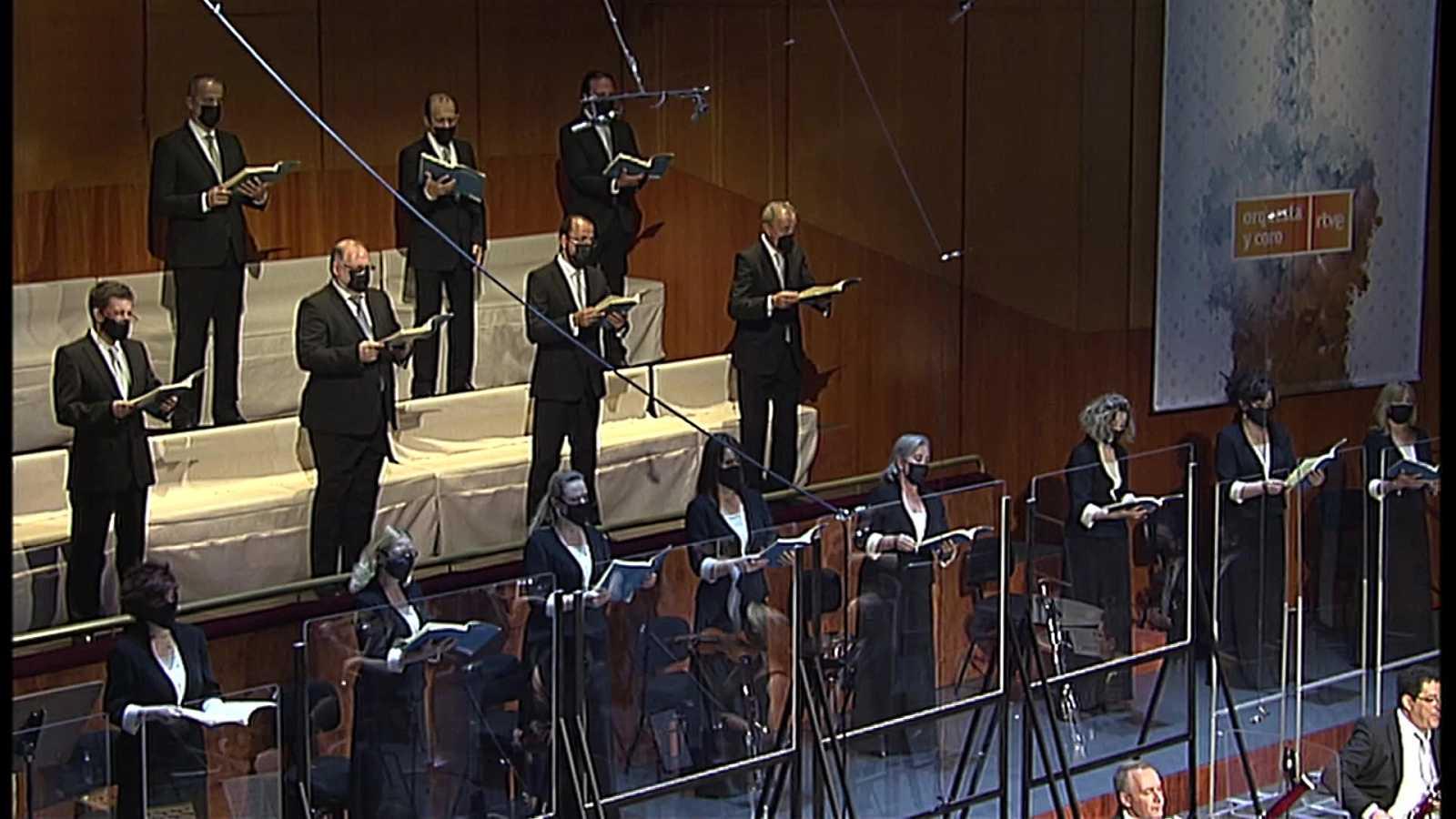 Los conciertos de La 2 - ORTVE A 19 (Temporada 2020-21) - ver ahora