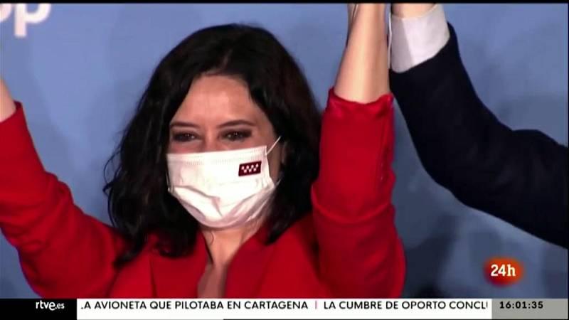 Parlamento - El foco parlamentario - Resultados de las elecciones en la Comunidad de Madrid - 08/05/2021
