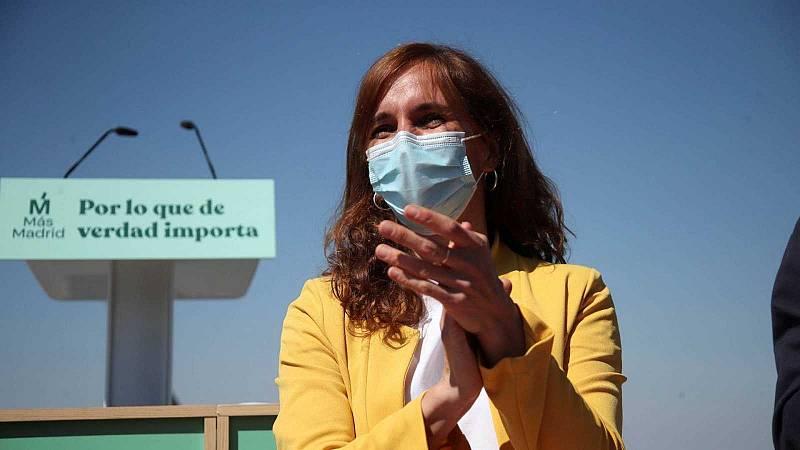 """García (Más Madrid) lamenta que no se hayan tomado medidas """"en momento y forma"""" ante el fin del estado de alarma"""