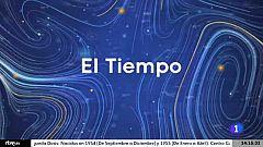 El tiempo en Castilla y León - 10/05/21