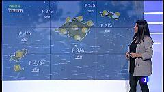 El temps a les Illes Balears - 10/05/21