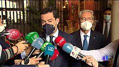 El presidente andaluz tacha de galimatías la situación tras el estado de alarma