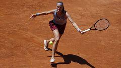 Tenis - WTA 1000 Torneo Roma: Magda Linette - Petra Kvitova