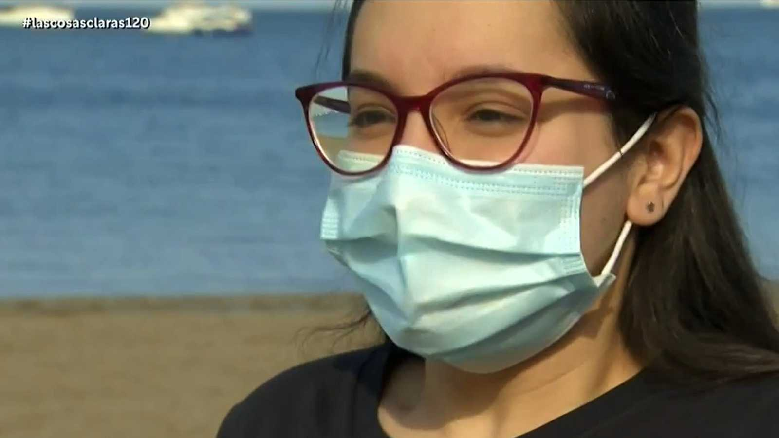 La covid persistente de Verena: tos cada dos segundos seis meses después de recuperarse del coronavirus
